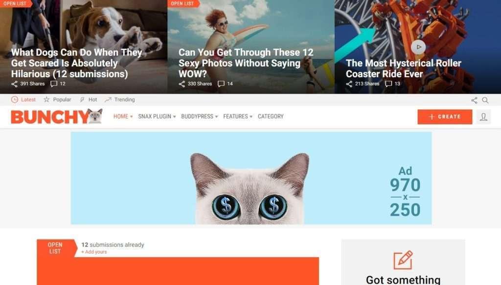 использовать WordPress для любых целей примеры 2017 04