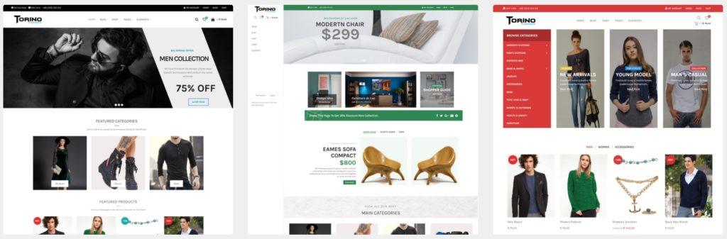 красивые шаблоны интернет магазинов с лучшим дизайном для успешных продаж 02