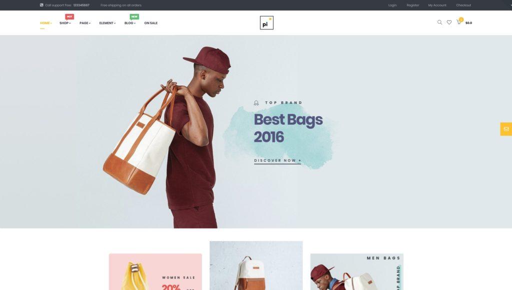 Магазин на Вордпрессе и почему я выбрал WooCommerce + примеры 01