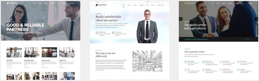 лучшие платные шаблоны сайтов - ТОП красивых сайтов на WordPress 17