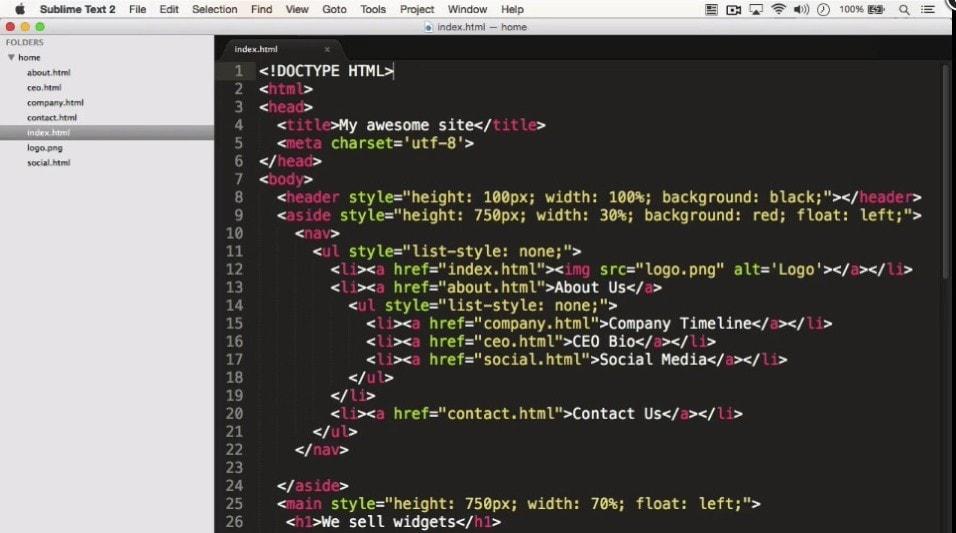 Курсы веб программирования 2017 – ТОП 10