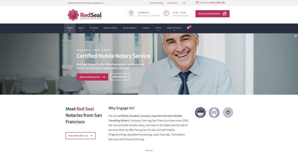 лучшие шаблоны юридических сайтов с возможностью записи на консультацию онлайн 09