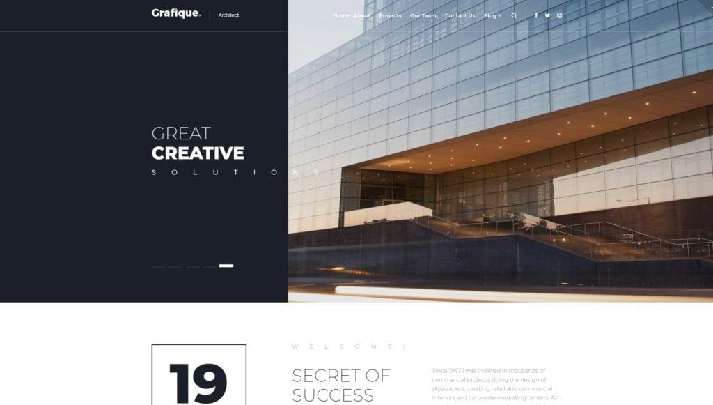 Быстрый сайт на WordPress — Шаблоны Вордпресс для скоростного сайта 02