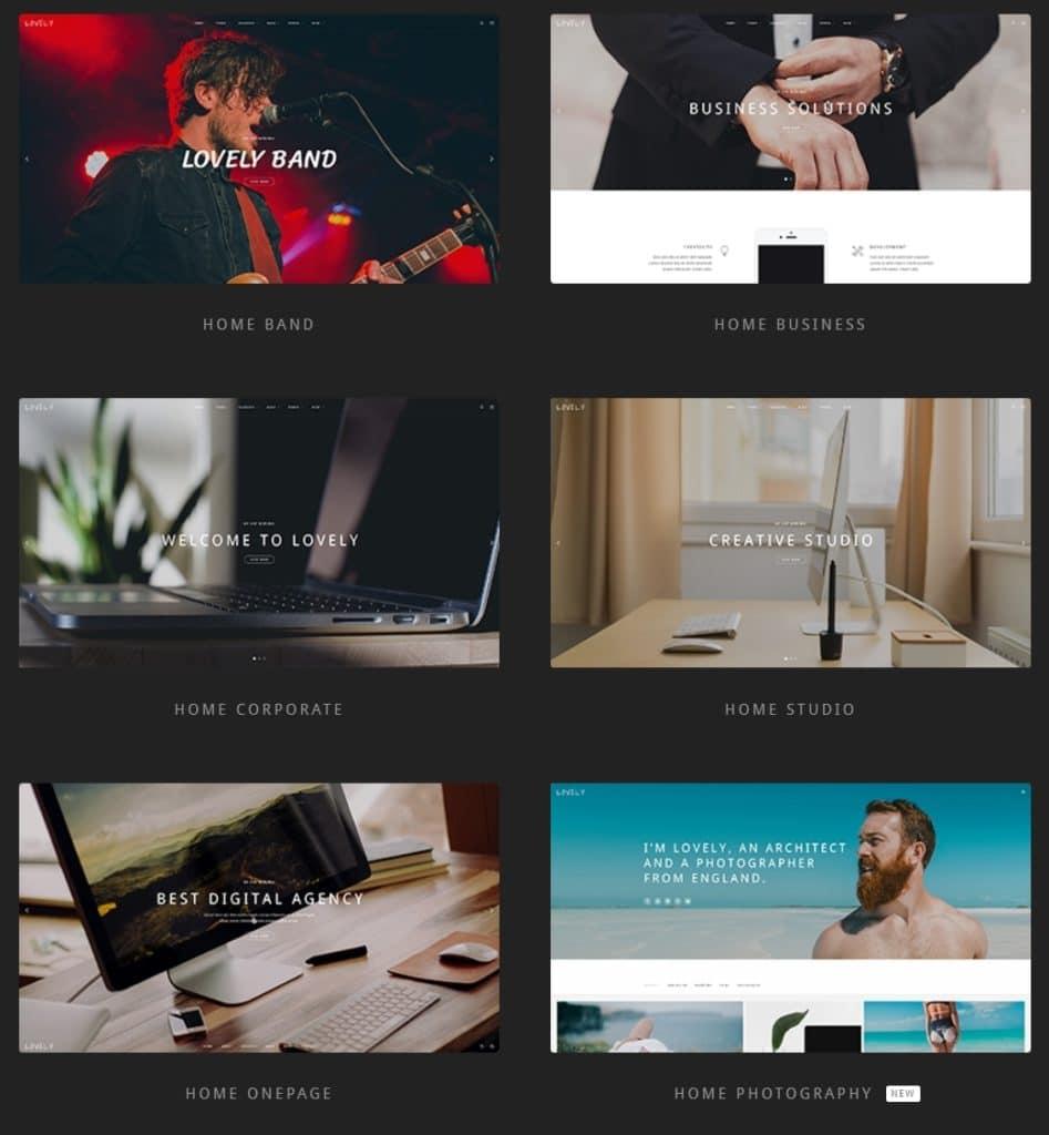простые HTML шаблоны сайтов на русском для красивых и успешных сайтов 04