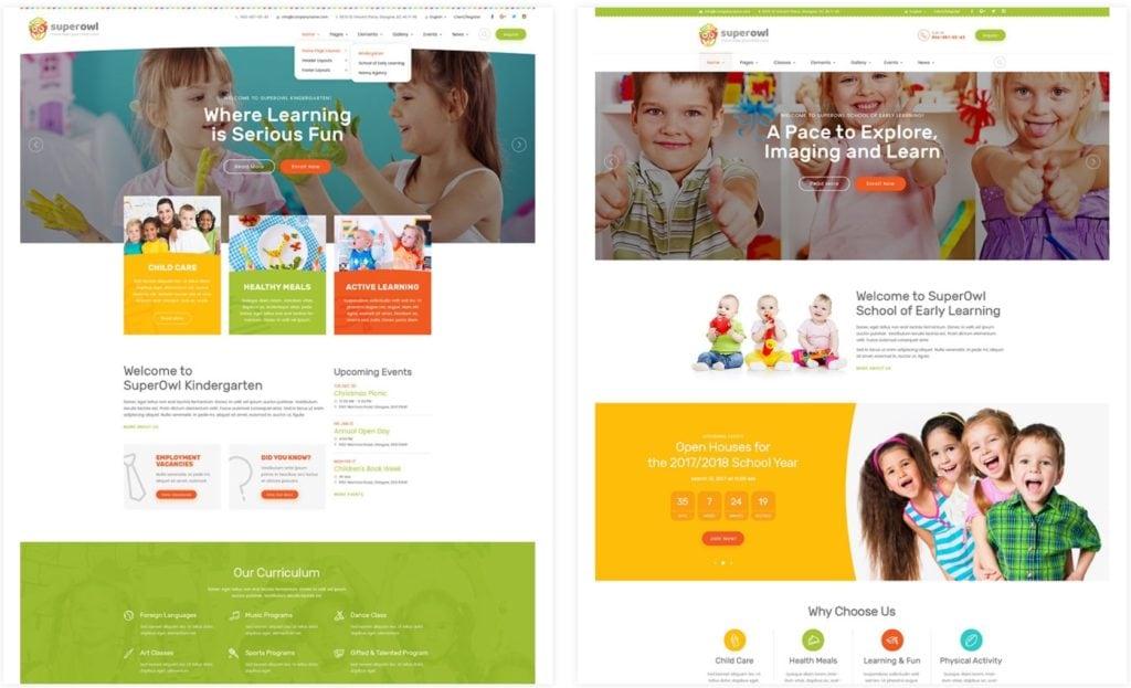 простые HTML шаблоны сайтов на русском для красивых и успешных сайтов 15