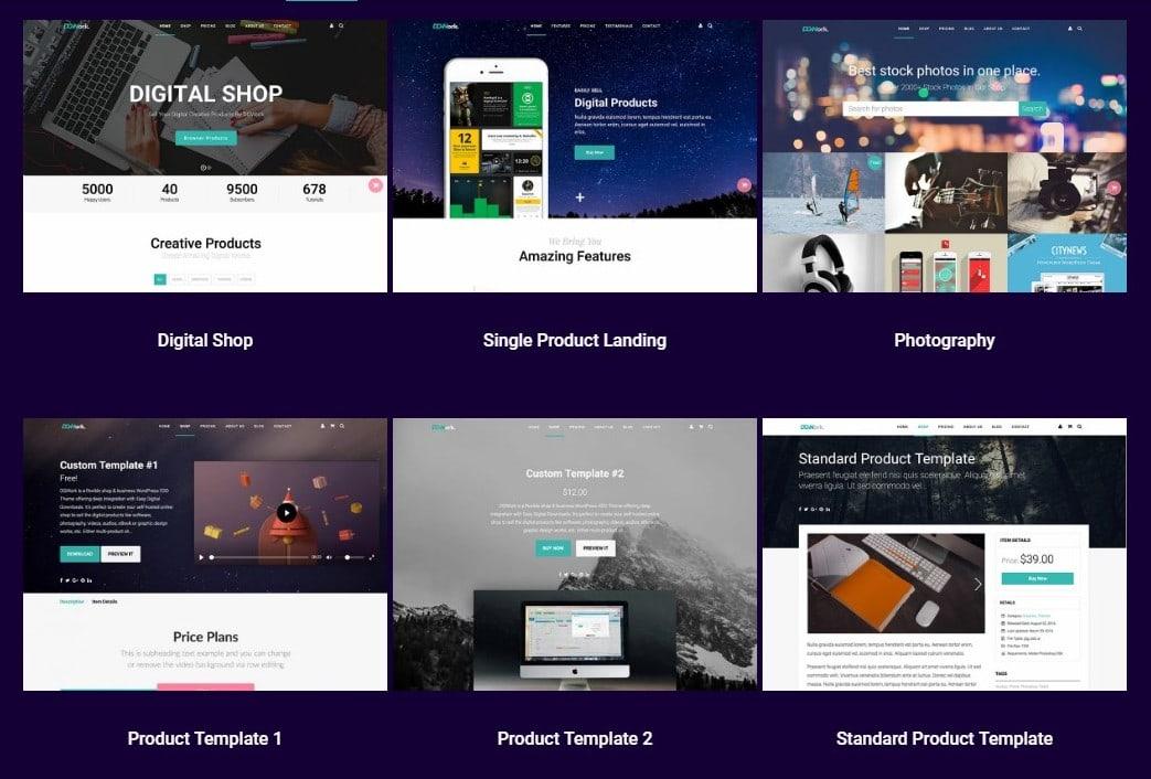 WooCommerce виртуальные товары плагины и шаблоны для их продажи 3