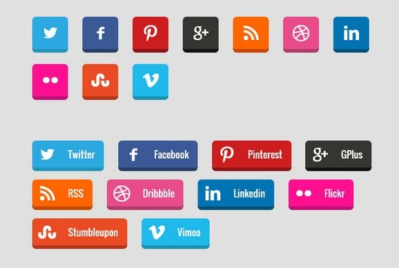 WooCommerce социальные кнопки для шэринга и скидок