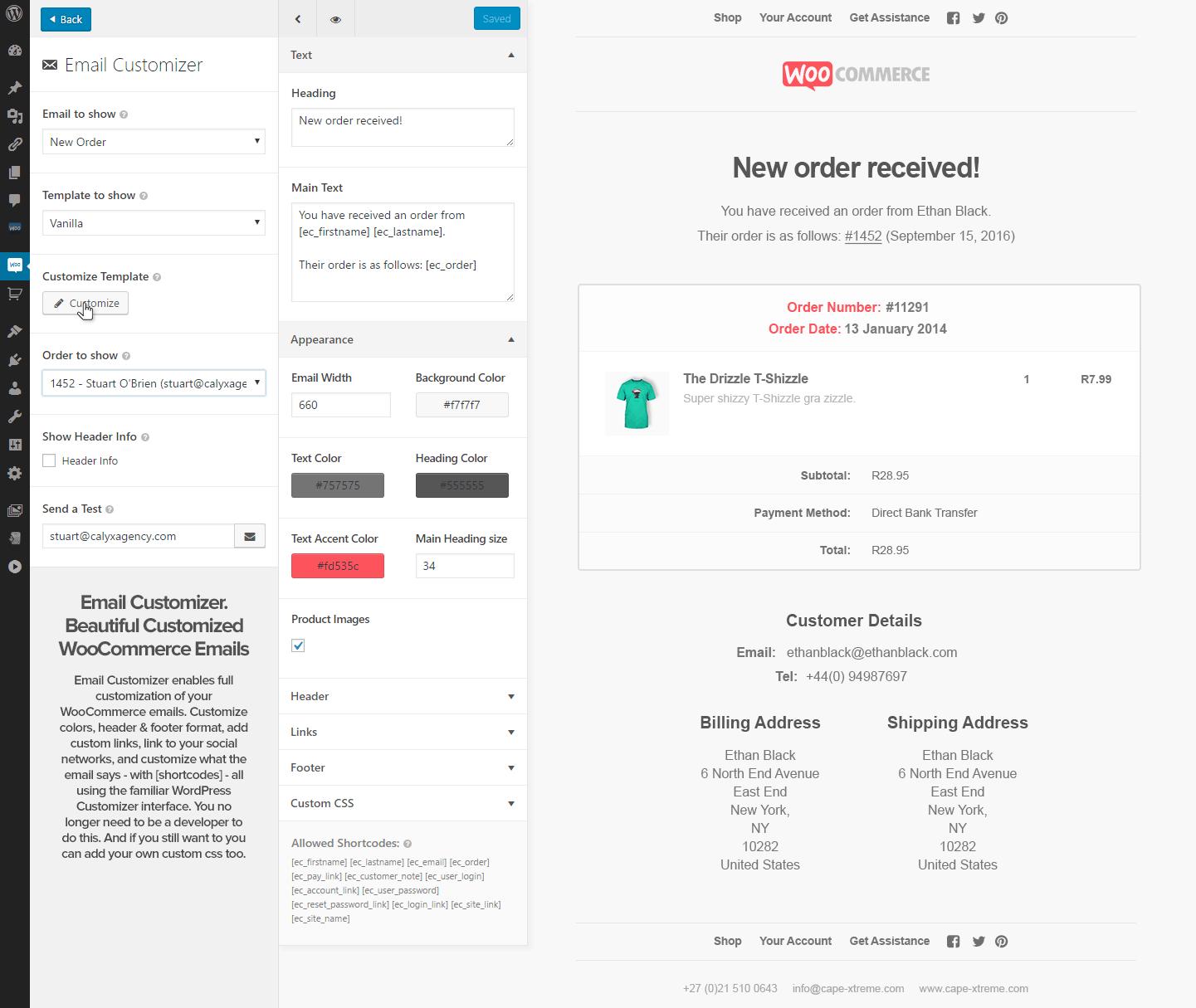 WooCommerce email плагины: простой и эффективный email-маркетинг 6