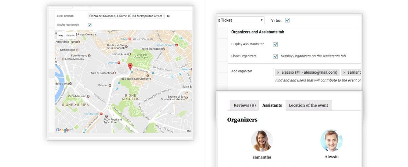 WordPress Билеты – Плагины премиум-класса 2017 года 2