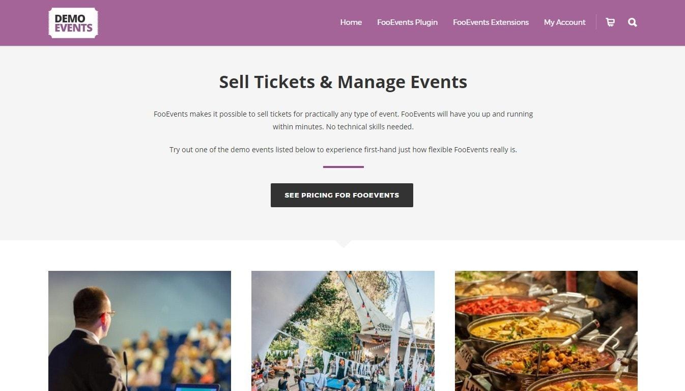 WordPress Билеты – Плагины премиум-класса 2017 года 4