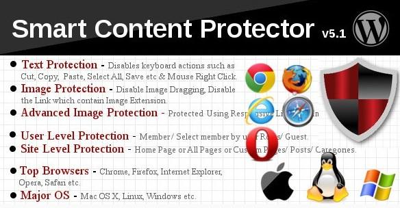 защита WordPress: плагины для защиты от спама, вирусов, взлома и копирования 11