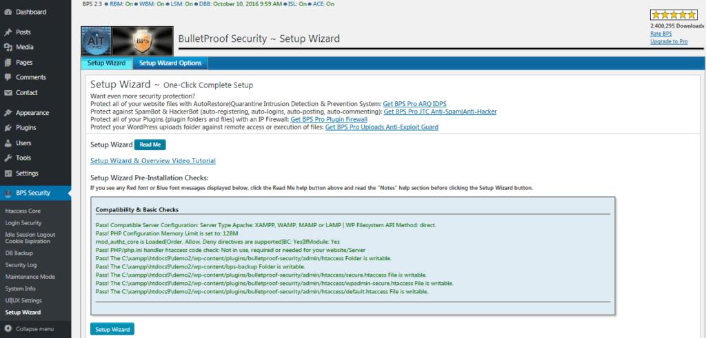 защита WordPress: плагины для защиты от спама, вирусов, взлома и копирования 16