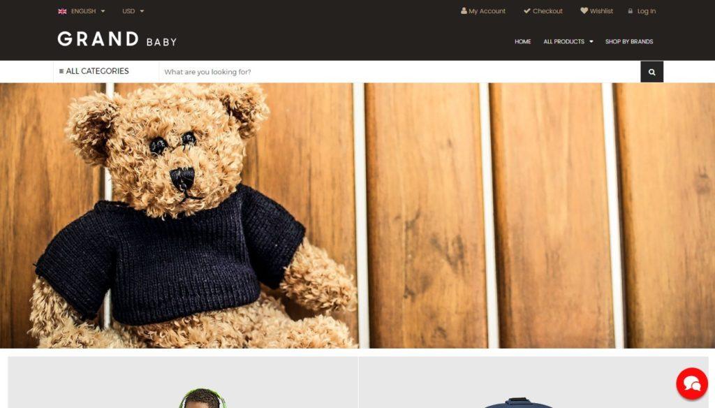 шаблон интернет магазина игрушек: быстрый старт в сфере eCommerce 4