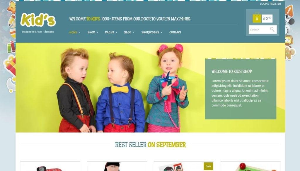 шаблон интернет магазина игрушек: быстрый старт в сфере eCommerce 8