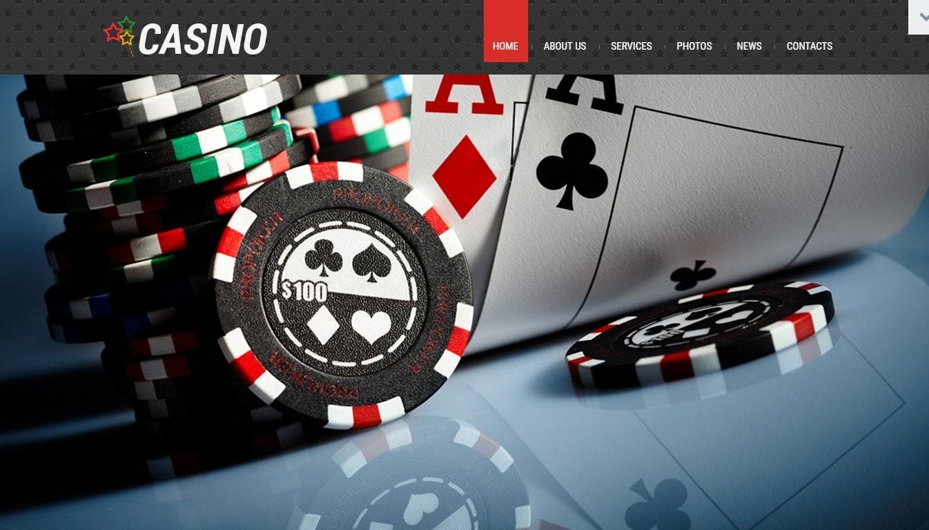Шаблоны сайтов для казино читать онлайн казино палм бич