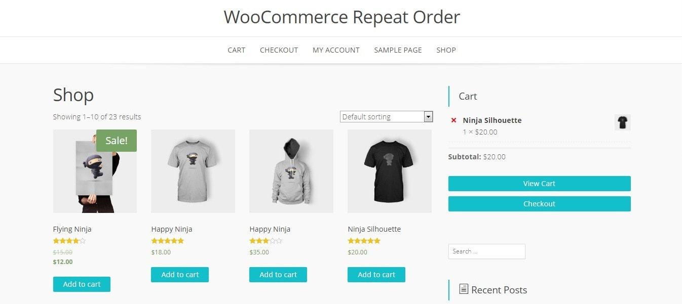 WooCommerce заказы: простое оформление, обработка и управление 09