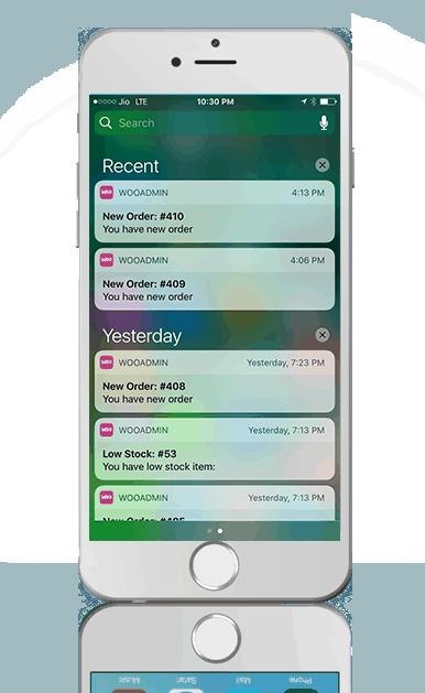 WooCommerce уведомления: push, SMS и уведомления в браузере