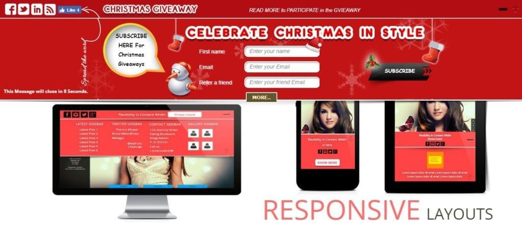 WordPress уведомления – Панель для сайта или магазина и уведомления Facebook 4
