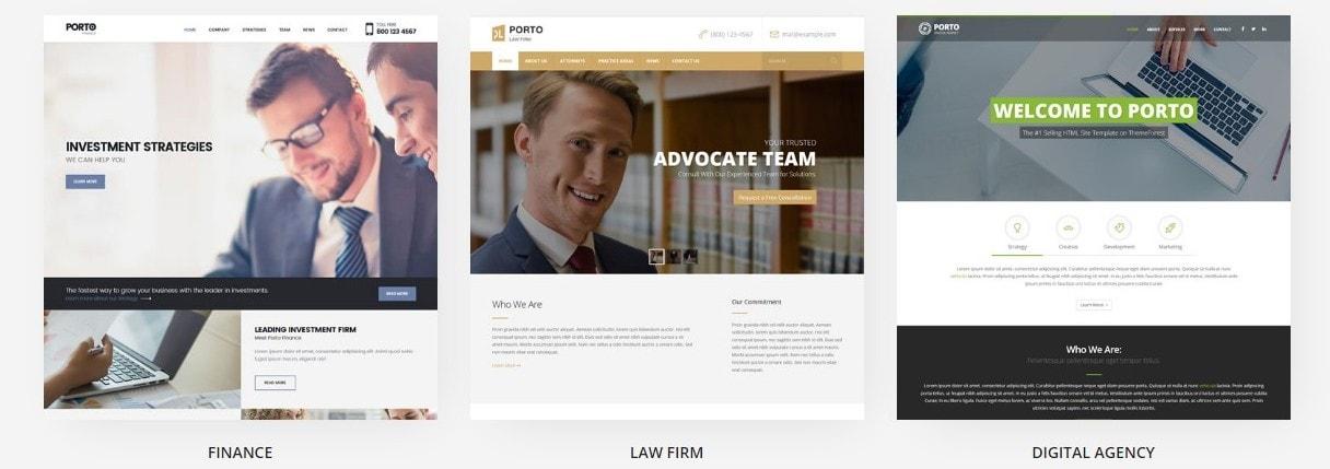 Адаптивные шаблоны Joomla для бизнеса, блога, журнала и магазина