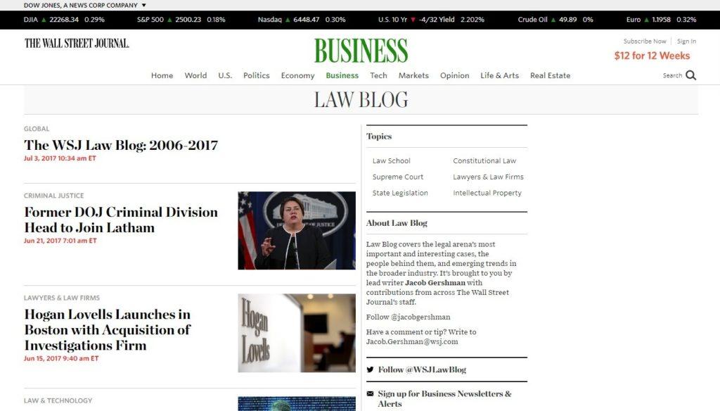 бренды WordPress: ТОП 30 известных компаний, СМИ и знаменитостей 07