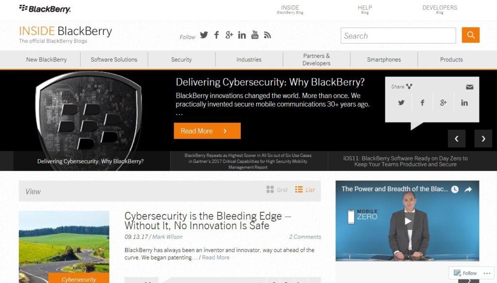 бренды WordPress: ТОП 30 известных компаний, СМИ и знаменитостей 18