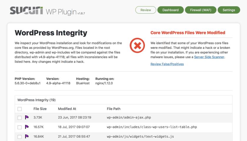 Как найти вредоносный код на сайте WordPress – 8 способов