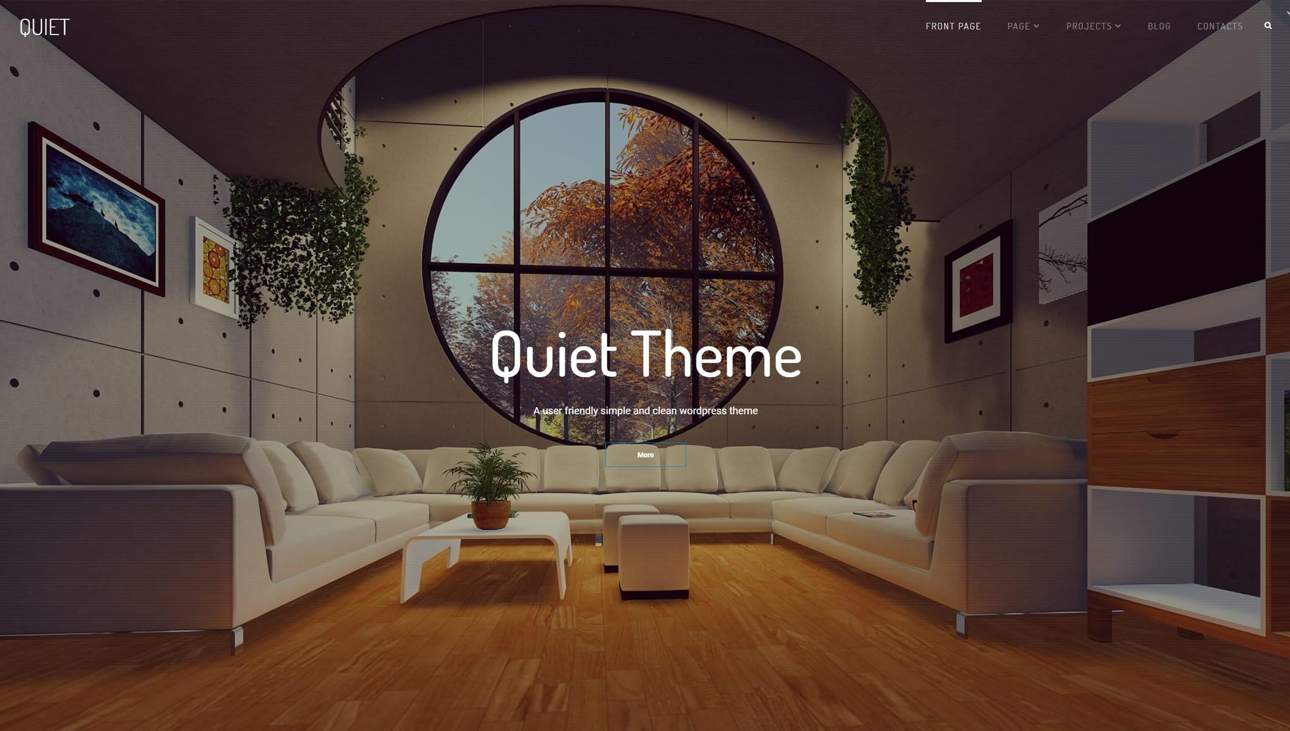 Лучшие шаблоны веб сайтов с самым крутым и красивым дизайном