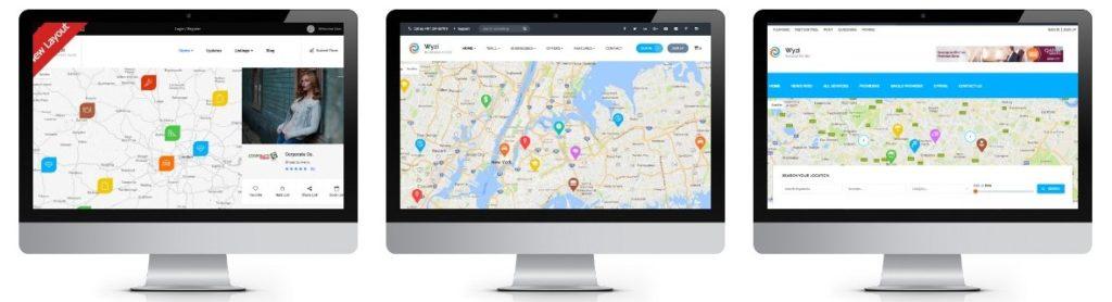 лучшие шаблоны веб сайтов 2018 с современным функционалом и дизайном 06