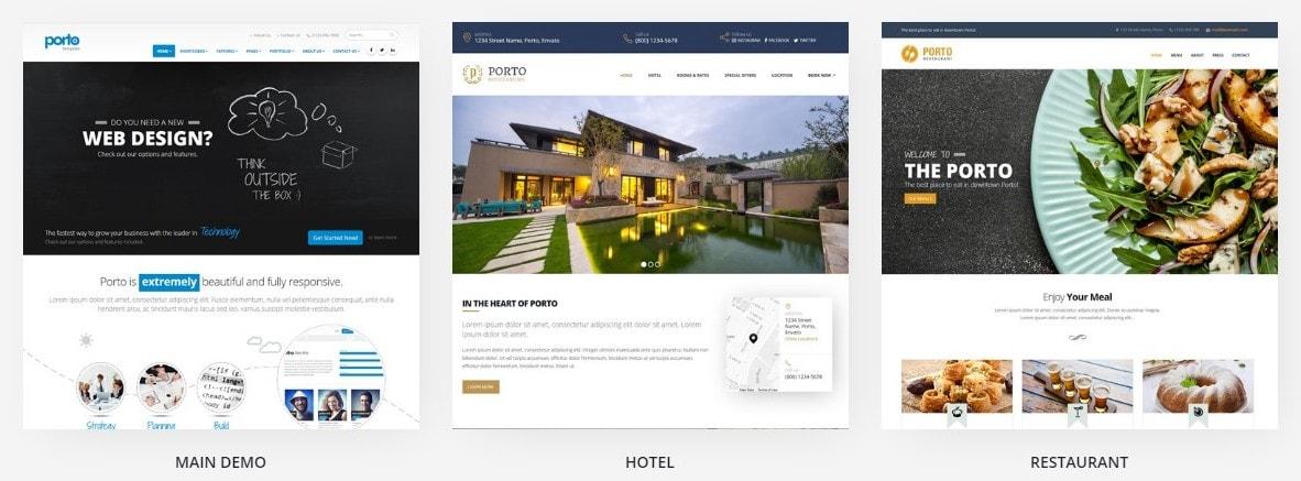 Премиум шаблоны Joomla: блог, бизнес-сайт, портфолио и магазин