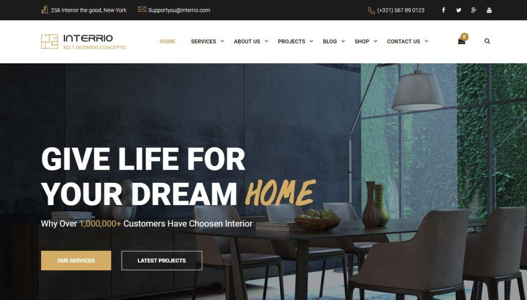 премиум шаблоны Joomla: готовый блог, бизнес-сайт, портфолио и магазин 06