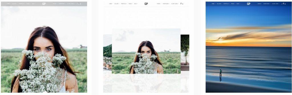профессиональные шаблоны для сайтов с функцией портфолио и магазина 04