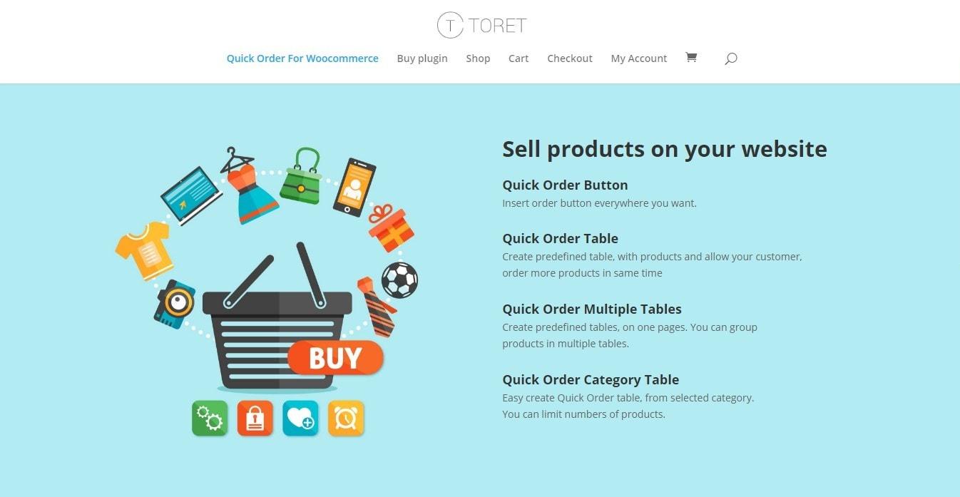WooCommerce быстрый заказ: упростите покупки и повысьте продажи