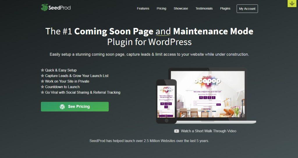 WordPress лэндинг: все о раскрутке вашего бренда + 10 плагинов 07