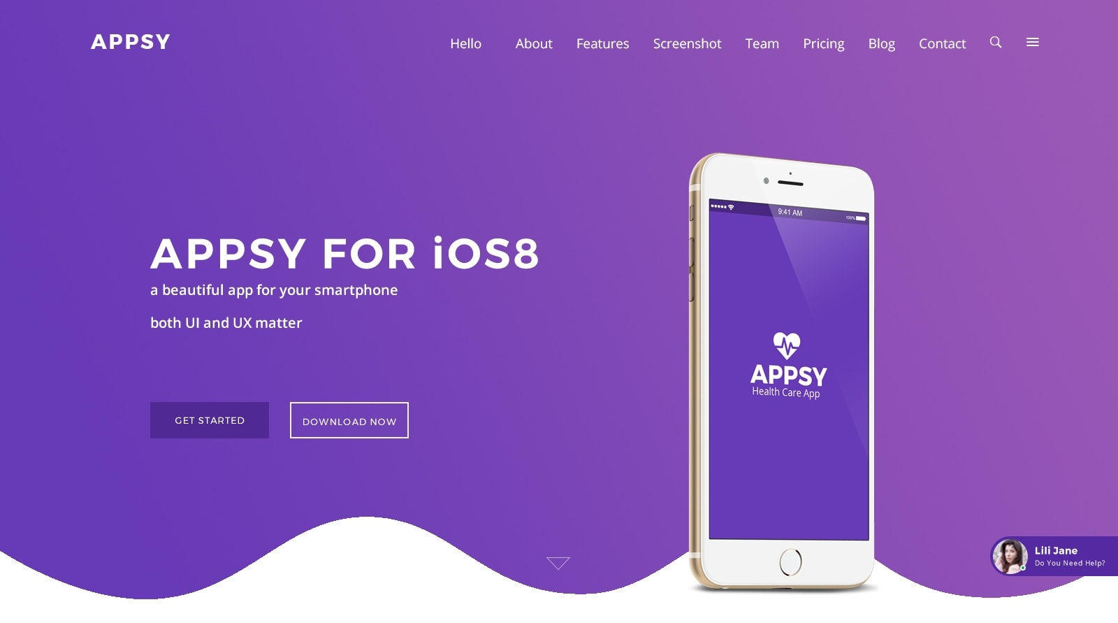 Адаптивный макет сайта для работы на мобильных устройствах