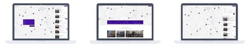 готовые верстки сайта для бизнеса, творчества, развлечений и торговли 08