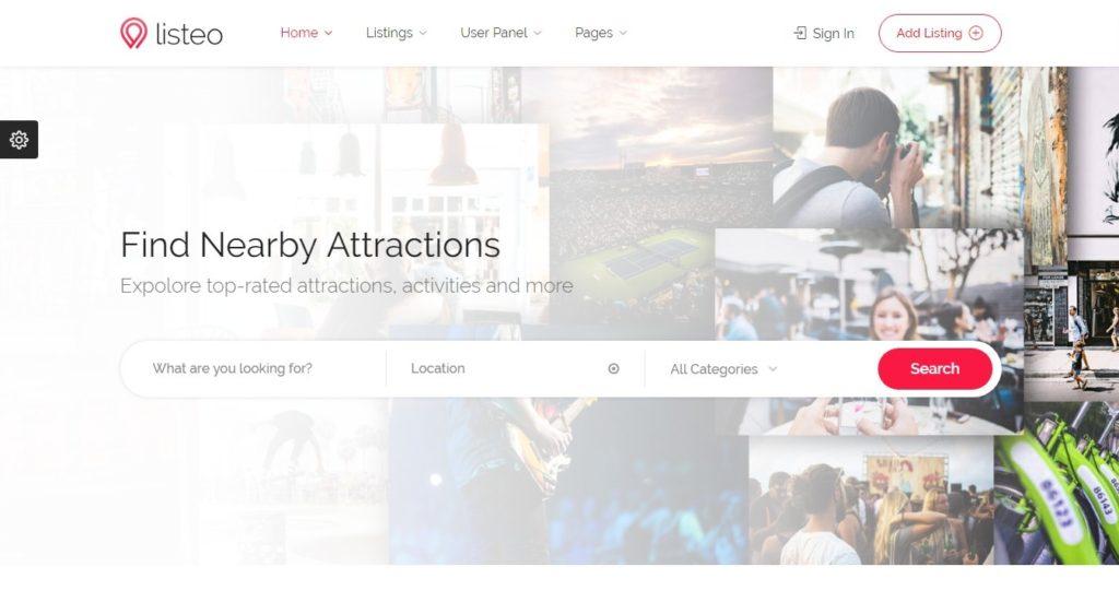 готовые верстки сайта для бизнеса, творчества, развлечений и торговли 09
