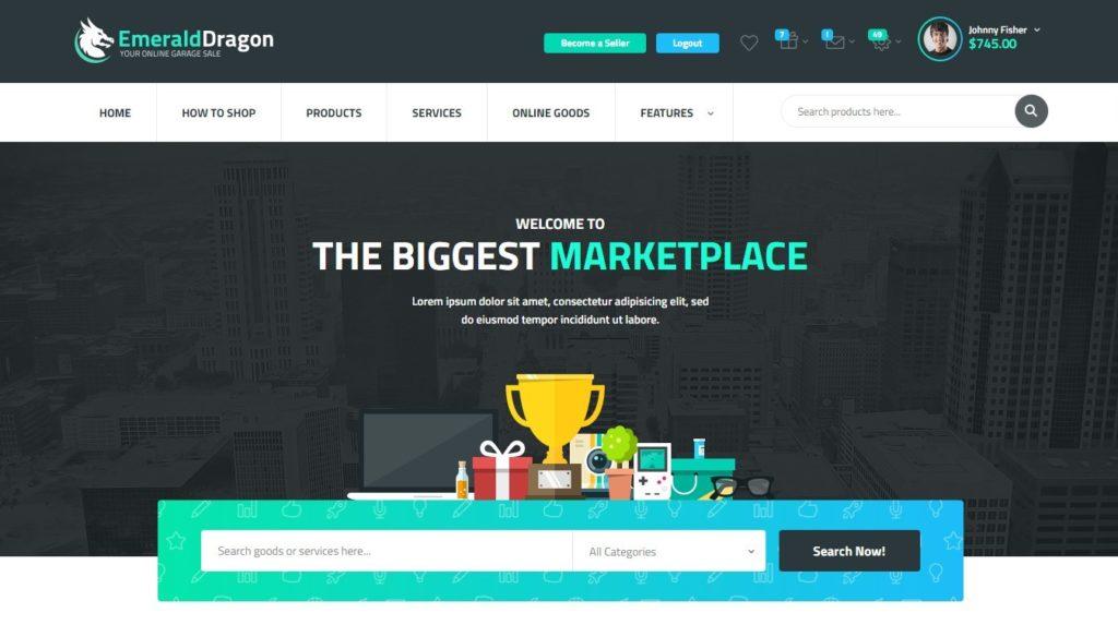 готовые верстки сайта для бизнеса, творчества, развлечений и торговли 20