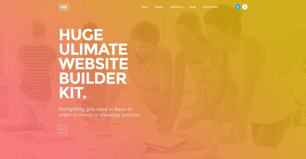 макеты сайтов для верстки для начинающих и опытных юзеров 05