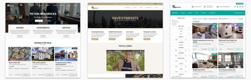 недорогие шаблоны WordPress для бизнеса, блога и магазина 05