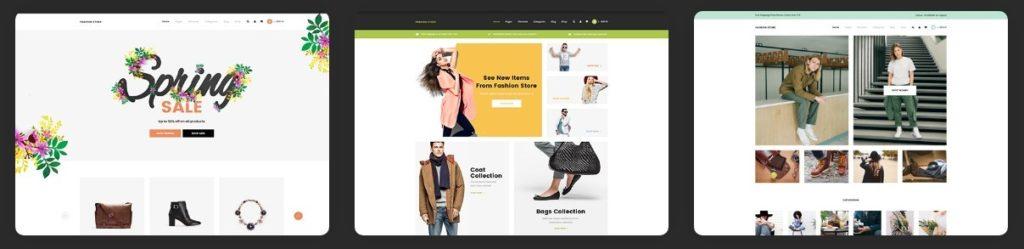 недорогие шаблоны WordPress для бизнеса, блога и магазина 10