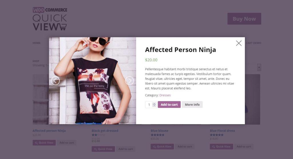Quick View WooCommerce: Эффективные покупки с премиум плагинами 4