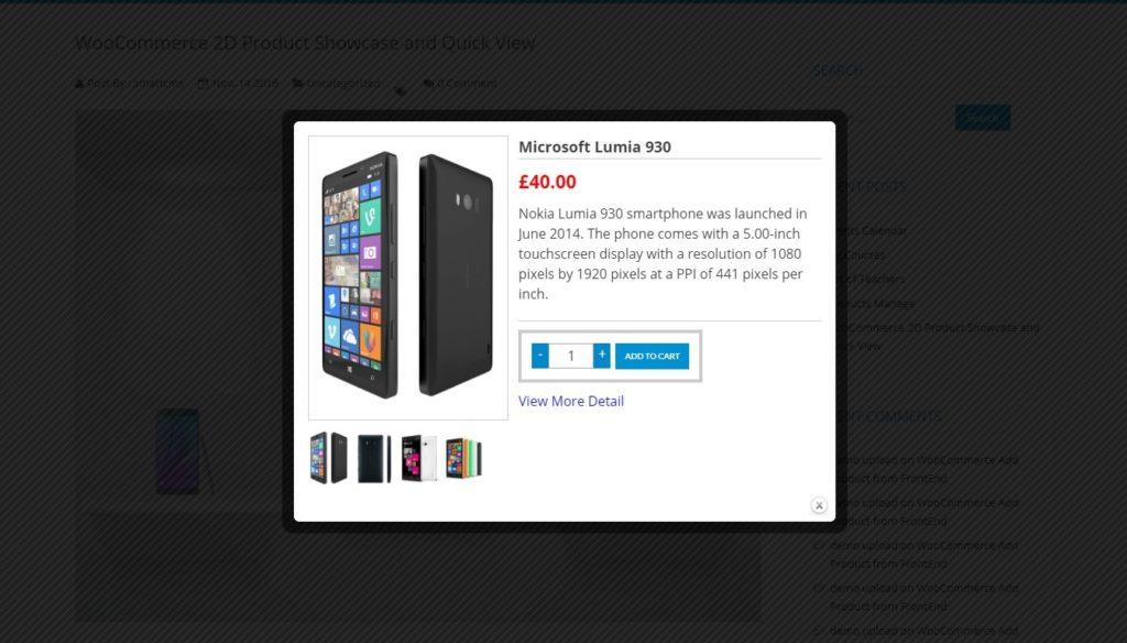 Quick View WooCommerce: Эффективные покупки с премиум плагинами 5