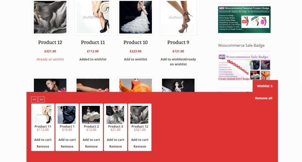 Wishlist WooCommerce: плагины для приятных и выгодных покупок 2