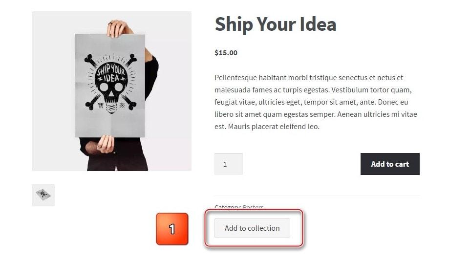 Wishlist WooCommerce: плагины для приятных и выгодных покупок 3