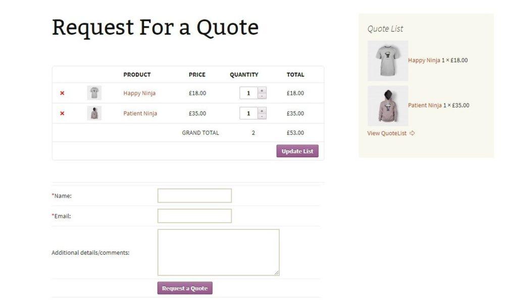 Wishlist WooCommerce: плагины для приятных и выгодных покупок 6