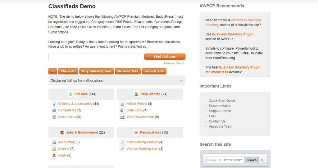 WordPress обзор: На что способна лучшая в мире CMS 32