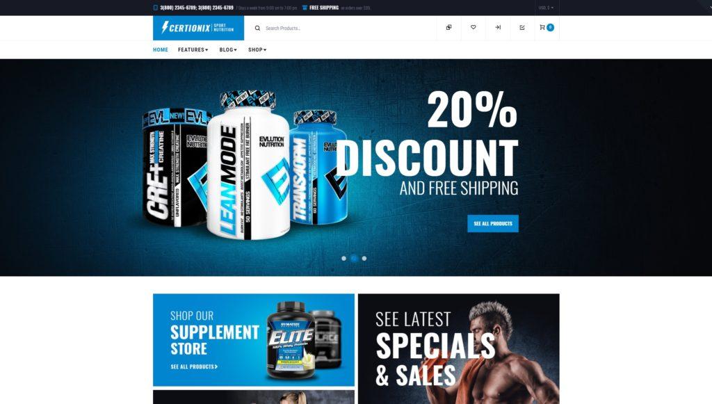 WordPress русский интернет магазин – Темы для успешного бизнеса 02