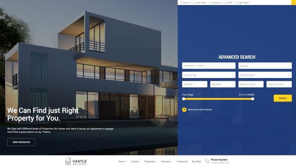 верстка сайта HTML CSS для разработки под любую платформу 09