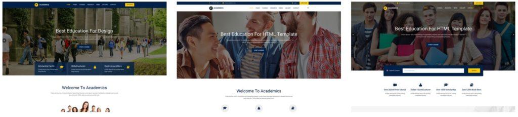 верстка сайта HTML CSS для разработки под любую платформу 13
