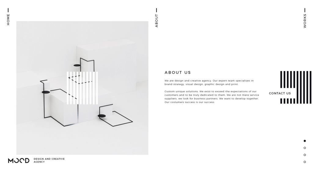 готовые макеты сайтов с премиум дизайном на все случаи жизни 11
